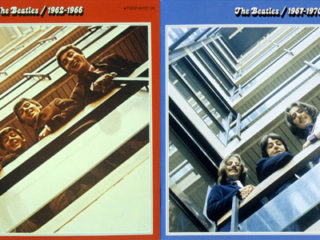 The Beatles「1962~1966(赤盤)」「1967~1970(青盤)」