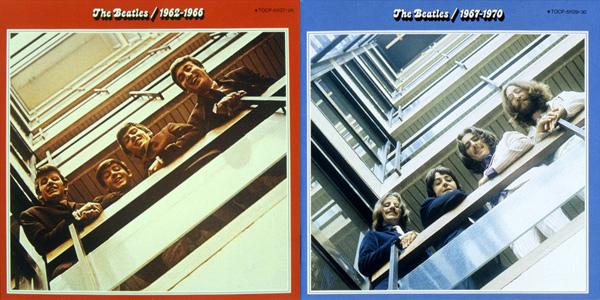 The Beatles「1962~1966(赤盤)」「1967~1970(青盤)」 post thumbnail image
