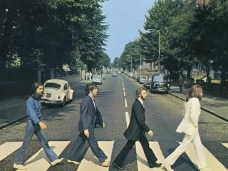 The Beatles 「Abbey Road」